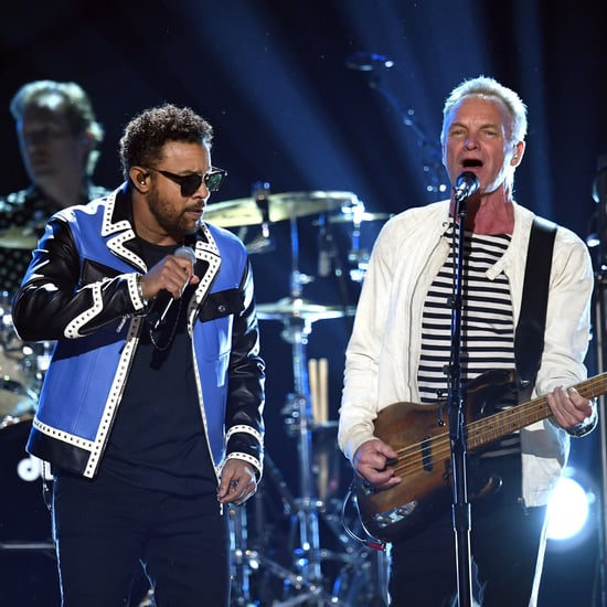 Why Is Shaggy at the Grammys With Sting?