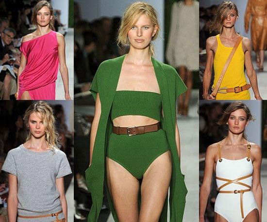 Spring 2011 New York Fashion Week: Michael Kors 2010-09-15 14:30:05