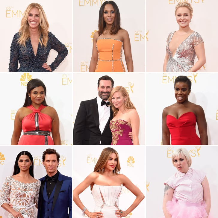 The Small Screen's Hottest Stars on the Emmys Red Carpet!