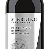 Sterling Vineyards Platinum Cabernet Sauvignon 2015