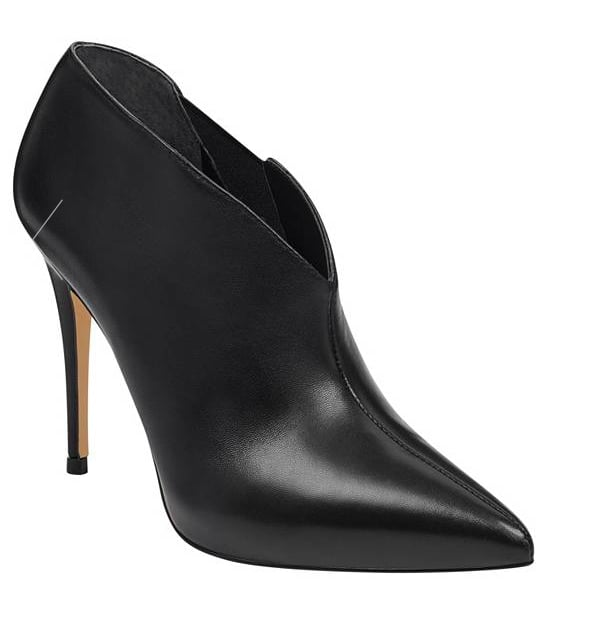 Pointed Ankle Booties
