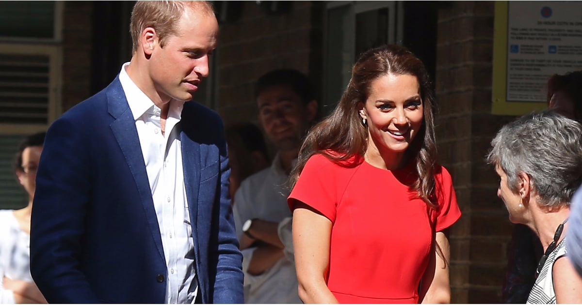 The Duchess of Cambridge's LRD Is So Sweet and Versatile, We're Already Expecting to See It Again