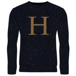 "Harry Potter Part of the Family ""H"" Replica Christmas Sweater"