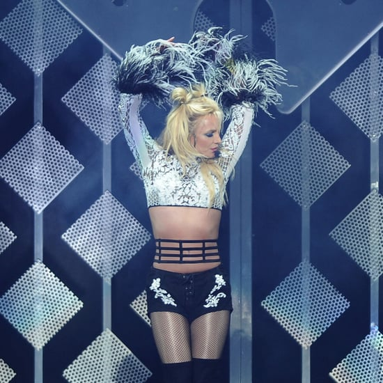 Britney Spears Dance Move Instagram