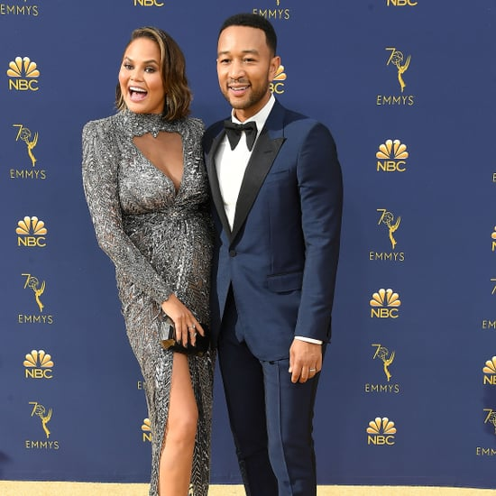 Chrissy Teigen Thinks John Legend Is a Pushover Parent