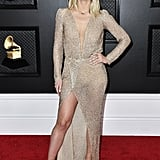Mollie King at the 2020 Grammys