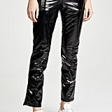 My Pick: ei8htdreams Patent Slim Straight Pants