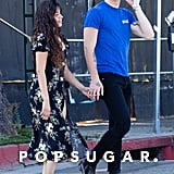 Camila Cabello and Shawn Mendes Holding Hands in West Hollywood, CA