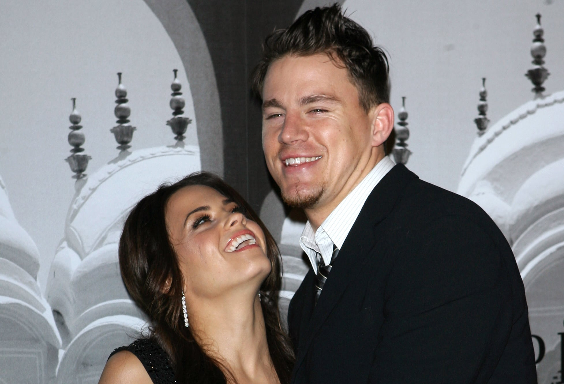 How did channing tatum and jenna dewan meet popsugar celebrity jenna dewan and channing tatum met back in 2006 while filming step up their love story was definitely one for the books channing previously admitted to m4hsunfo