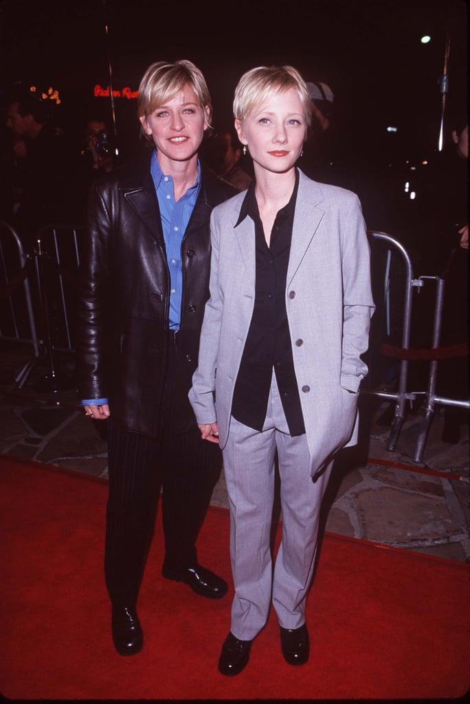 Ellen and anne heche