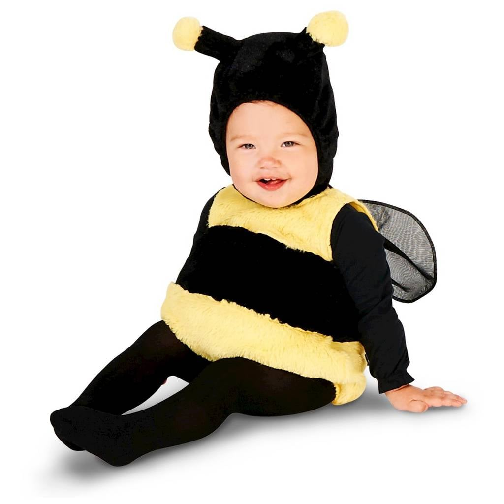 lil' bumble bee infant costume | warm halloween costumes for babies