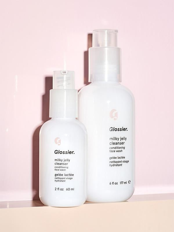 Glossier Mini Milky Jelly Cleanser