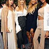Ciara at CFDA/Vogue Fashion Fund Fashion Show and Tea 2016