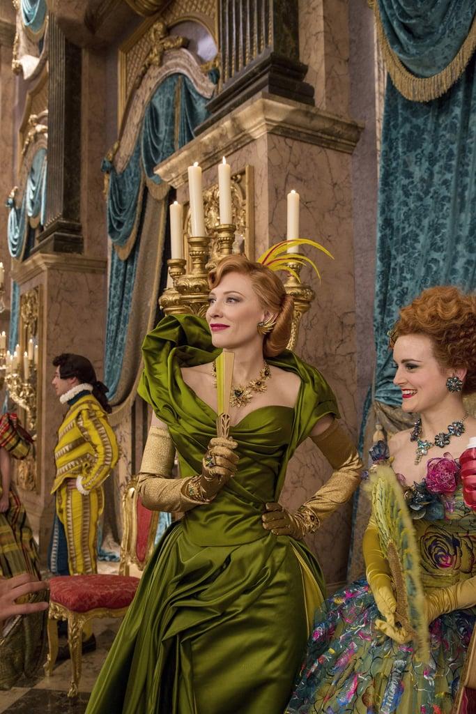 Cinderella, Cate Blanchett