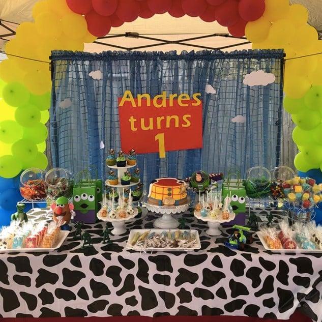 Toy Story Birthday Party Ideas POPSUGAR Moms