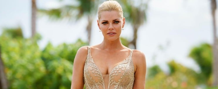 Sophie Monk's Finale Dress Will Take Your Breath Away