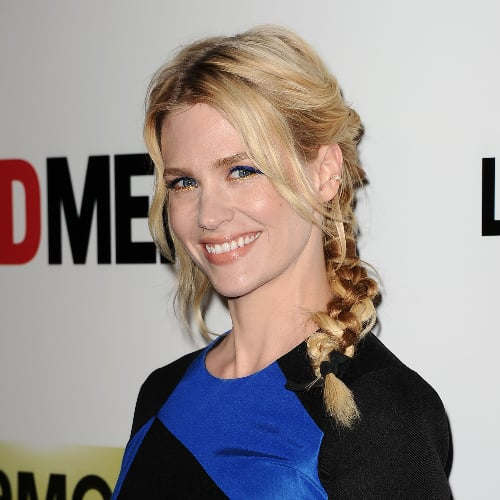 January Jones's Mad Men Season 7 Premiere Beauty