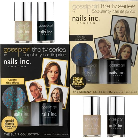 TV and Film Beauty Ranges Including Nails Inc Gossip Girl