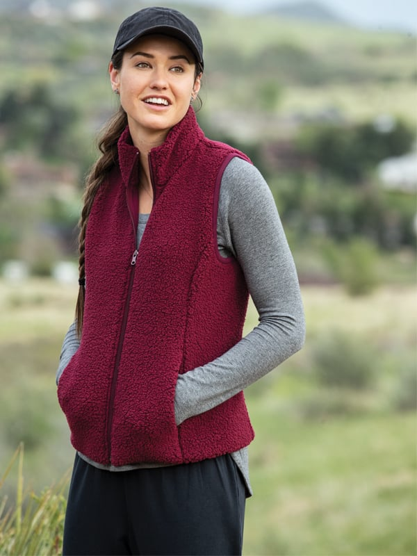 Soft and Cozy Vest