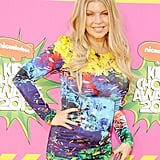 Fergie's Blonde Blowout