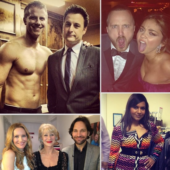 Celebrity Twitter Pictures Roundup | Jan. 31, 2012