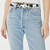 Urban Outfitters Calf Hair Belt