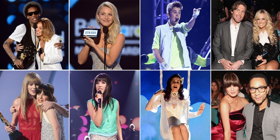 2012 Billboard Music Awards Show Pictures