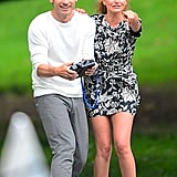 Cameron Diaz Can't Hide Her Smile Following Big News