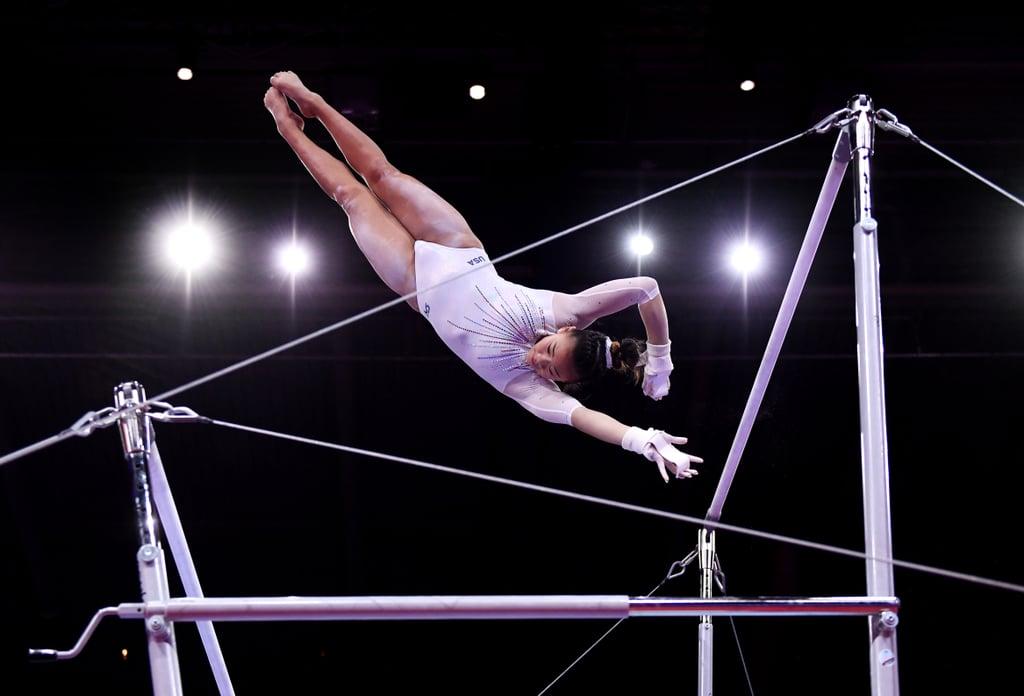 How Are Women's Uneven Bars Scored in Gymnastics?