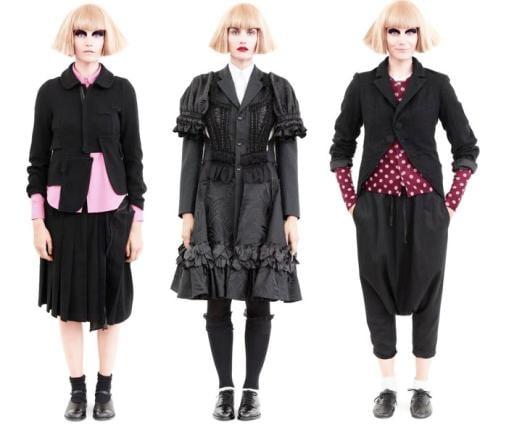 Comme Des Garcons for H&M, Rei Kawakubo,