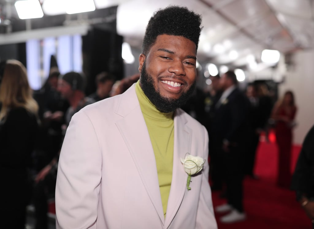 "Khalid's debut album, American Teen, was not only one of POPSUGAR's favorites of 2017, but also one of the Recording Academy's. The 19-year-old singer-songwriter picked up five Grammy nominations for his work — including best new artist and best R&B song — and also managed to fulfill a long-held dream by scoring a spot at the 60th annual award show. While we're sure every artist walking the red carpet at the Grammys would say the same, Khalid actually has the tweets to prove it. Back in January 2014, the future ""Young Dumb & Broke"" singer tweeted out one of his goals as a musician: ""I want to go to the Grammys one day."" Almost exactly four years later, Khalid got a chance to cross that hope off of his bucket list. Before his scheduled performance of ""1-800-273-8255"" alongside Logic and Alessia Cara on Sunday night, Khalid walked the red carpet at the event himself looking sharp as hell in a light suit and green turtleneck. Clearly the moment has been a long time coming, which he actually reflected on back in November when the Grammy nominations were first announced. Wow. I did it. https://t.co/Efiwl0vGrI— Khalid (@thegreatkhalid) November 28, 2017    If that doesn't inspire you, nothing will. Take a look at more photos of his big night below!"