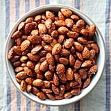 Smoked Spicy Almonds