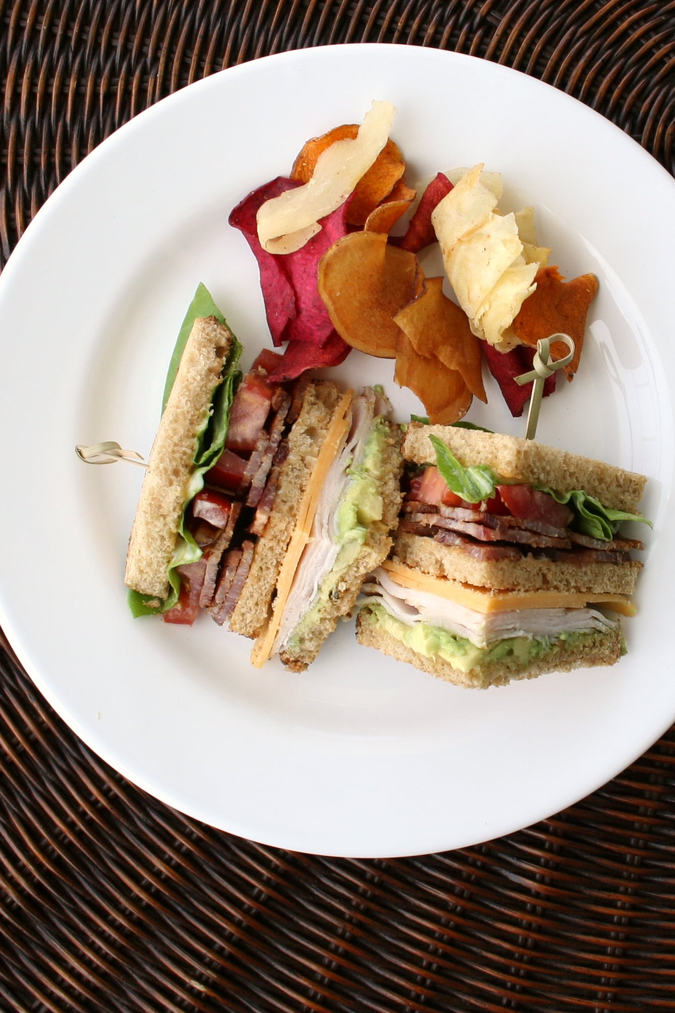 How To Make The Best Club Sandwich Popsugar Food