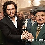 Kit Harington Stars in Dolce & Gabbana's The One Fragrance Campaign