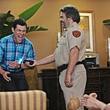 Schmidt gets tased!
