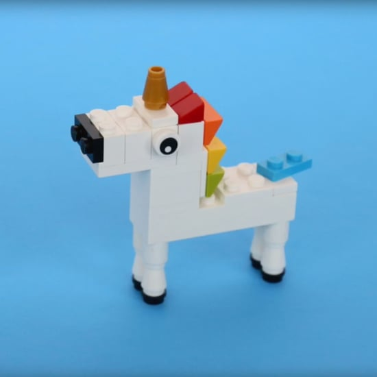 How to Build a Unicorn Out of Legos