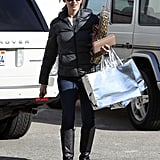 Jennifer Garner and Ben Affleck Pictures Before Christmas