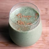 Superfood Smoothie Recipe: Chocolate Almond Milk & Spinach