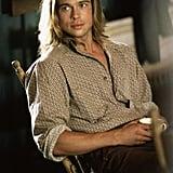 Brad Pitt as Tristan