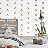 Chevrons Removable Wall Decal