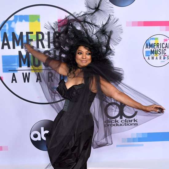 Diana Ross Dress at the 2017 American Music Awards