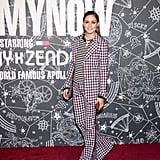 Olivia Palermo at the Tommy Hilfiger x Zendaya New York Fashion Week Show