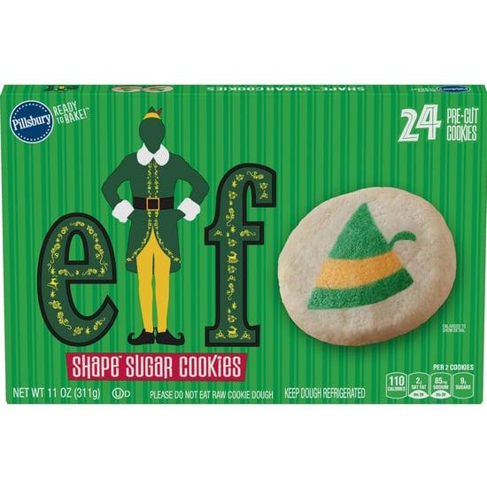 Pillsbury Buddy the Elf Sugar Cookies