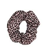 Topshop Leopard Scrunchie
