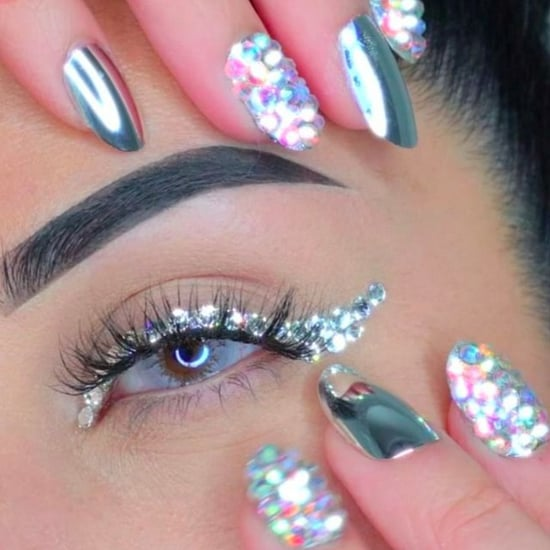 Diamond Cat Eye Tutorial