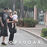 Pink and Carey Hart were full of laughs in Malibu.