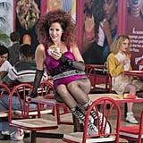 """Jackie Tohn as Melanie """"Melrose"""" Rosen"""