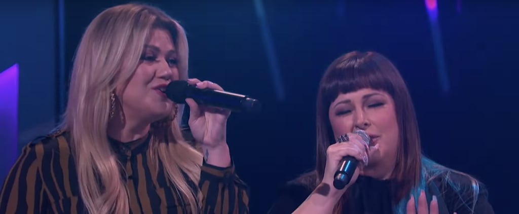 "Watch Kelly Clarkson Cover Wilson Phillips's ""Hold On"""