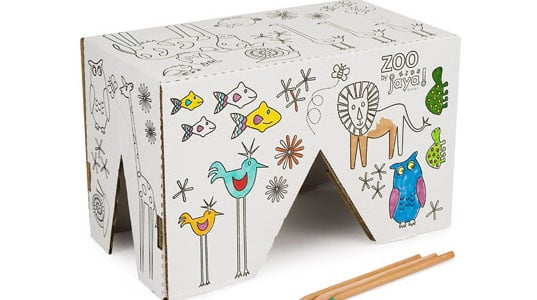 Lil Links: Step Right Up and Paint This Pint-Sized Footstool