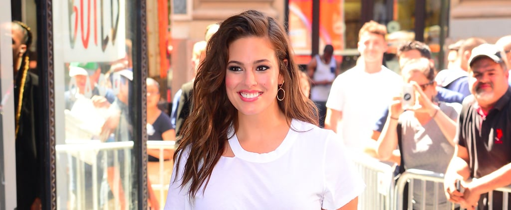 Ashley Graham Made 1 Genius Style Move With Her Miniskirt